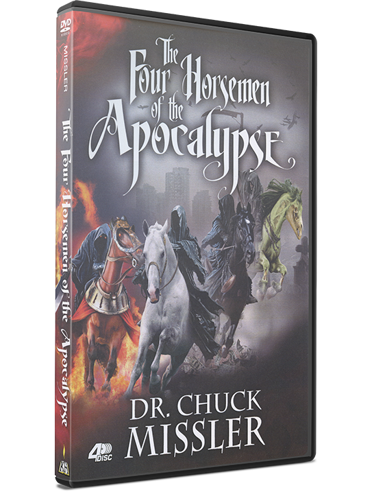 The Four Horsement of the Apocalypse DVD Set
