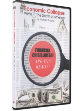 Economic Collapse, WWIII & The Death of America DVD