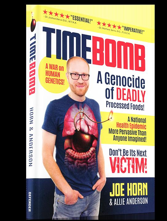 Timebomb Book