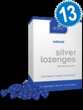 Bakker's Dozen Activz Silver Lozenges