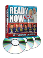 Ready NOW Expo Fall 2015 DVD Set