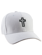 Cross Hat (Gray)