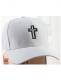 Cross Hat (Grey)