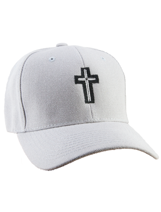 Cross Hat (Grey)