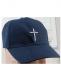Cross Hat (Indigo)