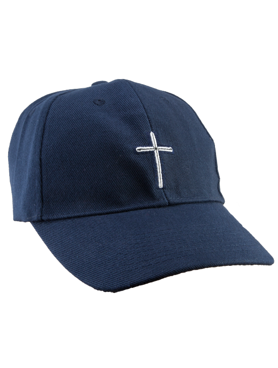 Cross Hat (Indigo)