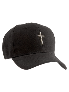 Cross Hat (Black)