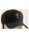 Cross Hat (Black)