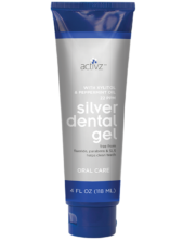 Activz Silver Dental Gel
