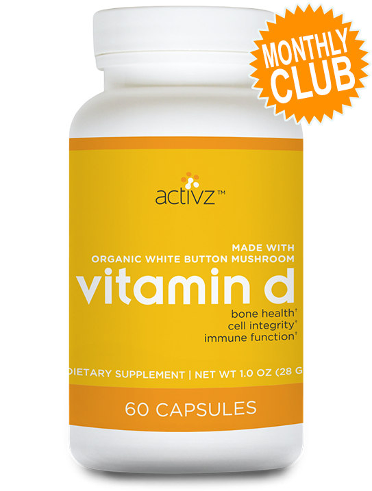 Vitamin D Monthly Club