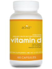 Activz™ Whole Vitamin D Supplement