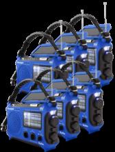 Solar Emergency Radio Bundle
