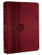 MEV Thinline Reference Bible - Cranberry