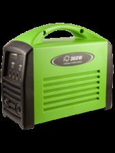 360W Generator Front