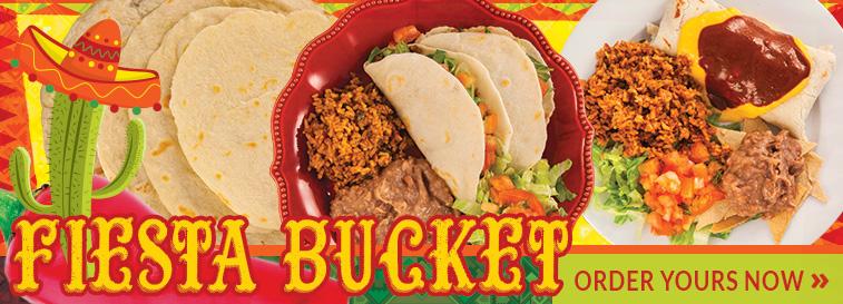 Fiesta Bucket