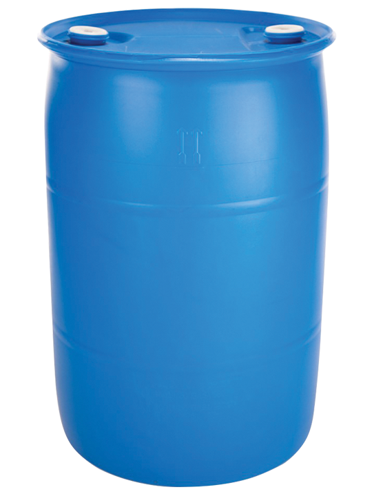55-Gallon Water Barrel