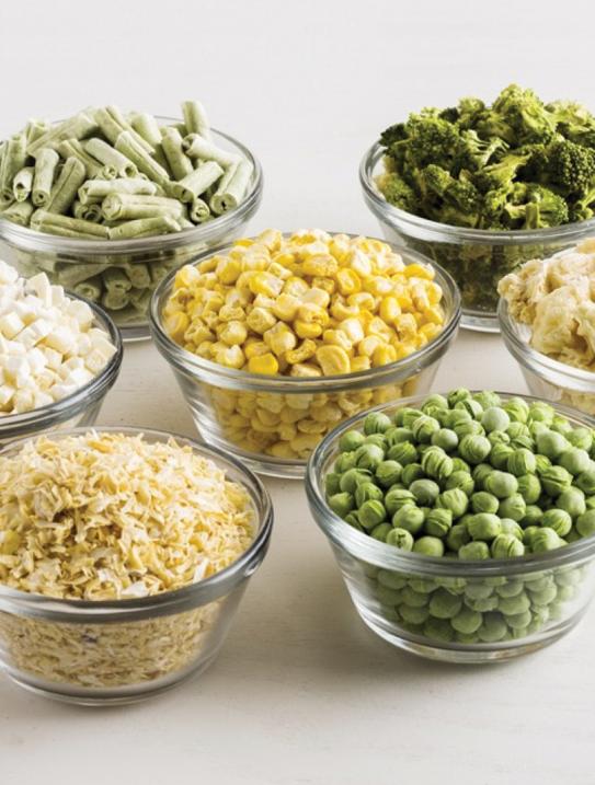 Vegetable Variety Bucket