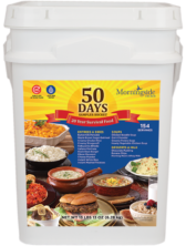 50 Day Sampler Bucket