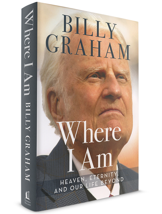 Where I Am: Heaven, Eternity, and Our Life Beyond