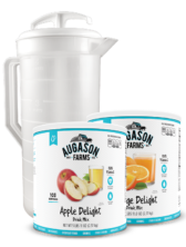 Apple & Orange Drink Bundle