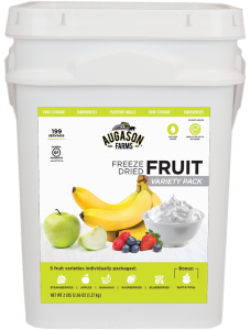 Fruit Variety Bucket