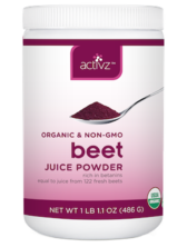 Activz™ Beet Juice Powder
