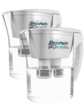 2 - Seychelle® King pH Water Pitchers