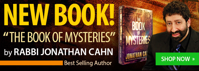 The Book of Mysteries by Rabbi Cahn in available now!