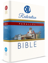 Limited Edition PTL Restoration Parallel Bible