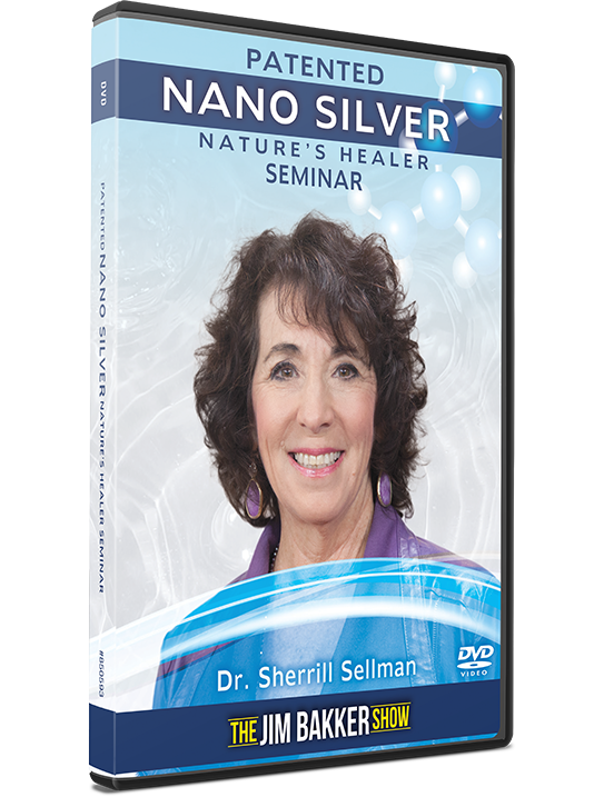 Patented Nano Silver: Nature's Healer Seminar DVD