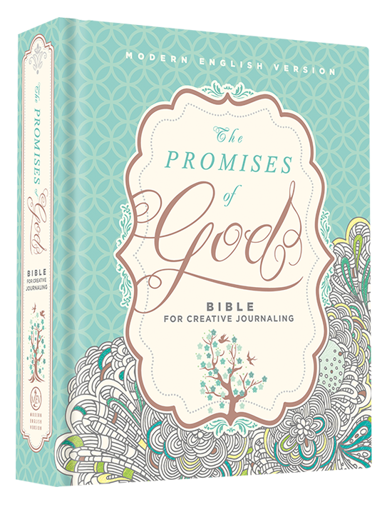 MEV The Promises of God Creative Journaling Bible