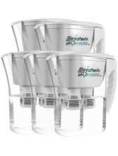 Family Giving 5 Seychelle® King pH Pitchers