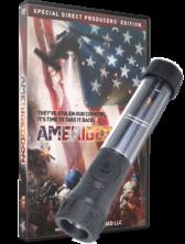 Amerigeddon DVD PLUS BONUS to Haiti