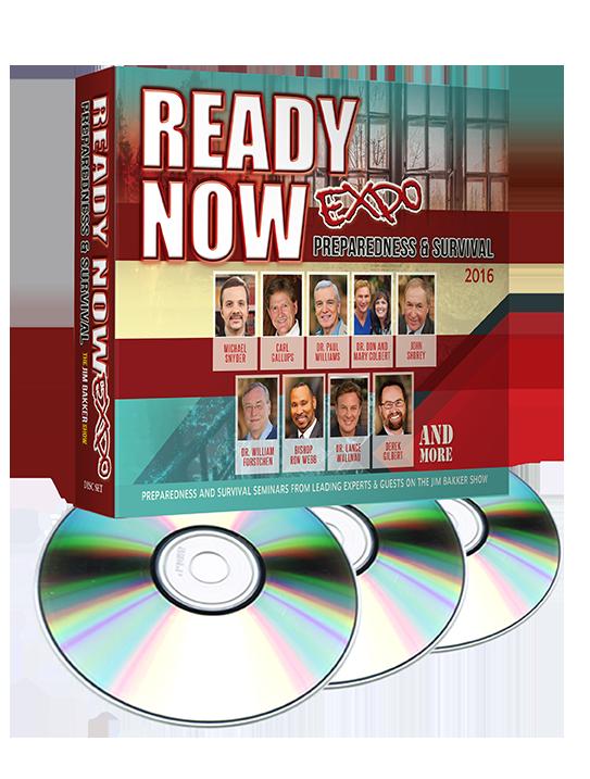 Ready Now Expo Fall 2016 DVD Set