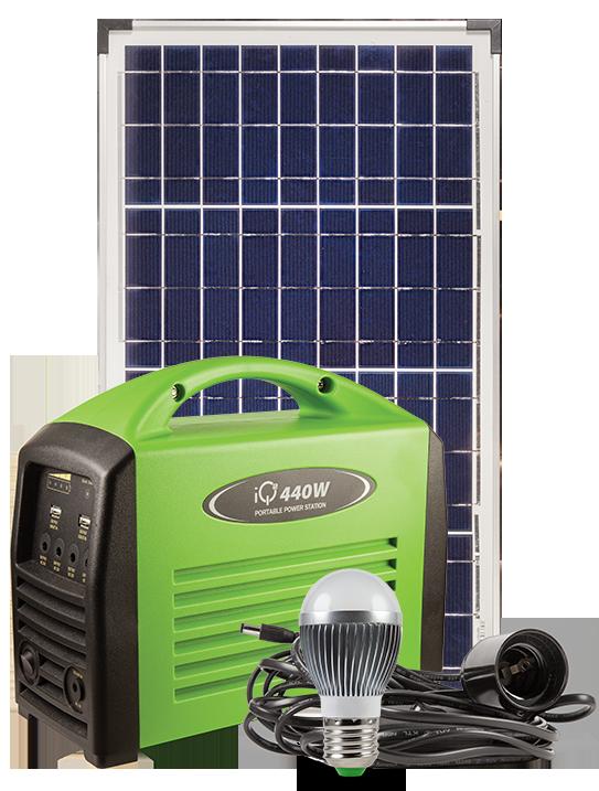 440W Portable Generator
