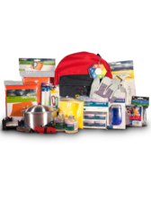 Go - Complete Backpack Bug-Out Kit