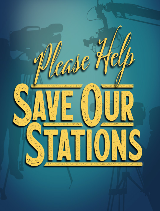 S.O.S. - Save Our Stations Donation ANY