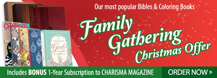 Family Gathering Christmas Offer - Order Now