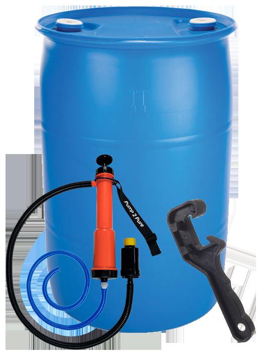 Water Storage Kit