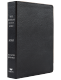 NIV Genuine Leather The Jeremiah Study Bible (Black)