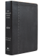 NIV The Jeremiah Study Bible (Black)