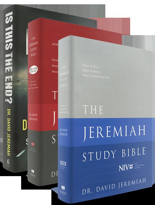 Dr. Jeremiah Study Bundle