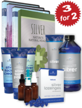 3 for 2 Activz™ Premium Silver Sampler Kit