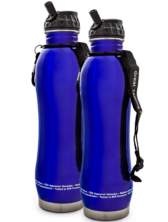 Buy 1 Get 1 pH2O Stainless Steel Bottles