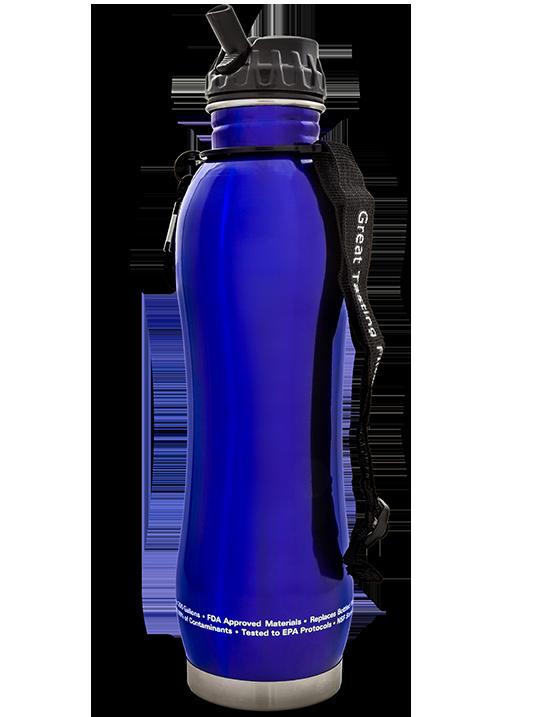 Seychelle® pH2O Stainless Steel Bottle