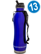Bakker's Dozen pH2O Stainless Steel Bottles