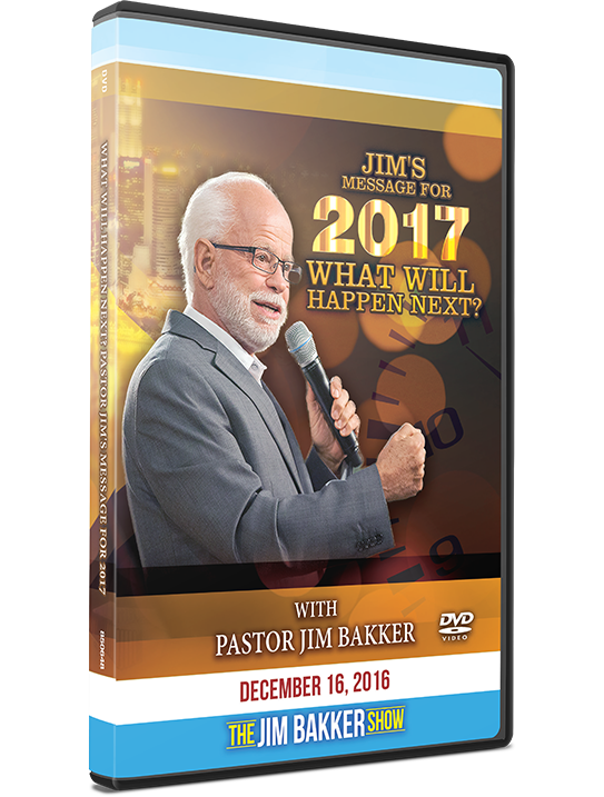 Pastor Jim's Message for 2017: What Will Happen Next?