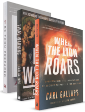Carl Gallups Prophetic Bundle