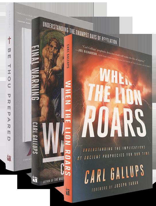 Carl Gallups Prophetic Bundle