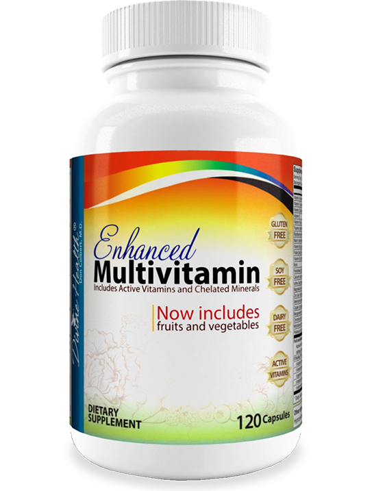 Enhanced Multivitamin